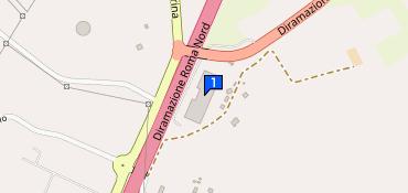 Intrend - Diffusione Tessile Fiano Romano, Via Tiberina, km ...
